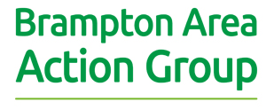 Brampton Area Action Group Logo